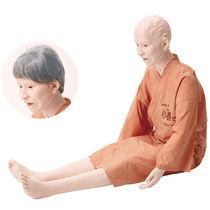 Mannequin de formation pour soins infirmiers / pour soins gérontologiques / gériatrique