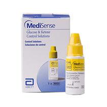 Réactifs de contrôle qualité / pour le diabète / en solution / de glucose