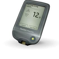 Lecteur de glycémie à usage domestique / tactile / USB