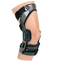 (immobilisation orthopédique) orthèse de genou / ligamentaire / articulée
