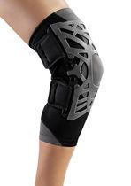 (immobilisation orthopédique) orthèse de genou / avec renforts