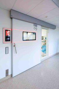 Porte d\'hôpital - Tous les fabricants de matériel médical - Vidéos