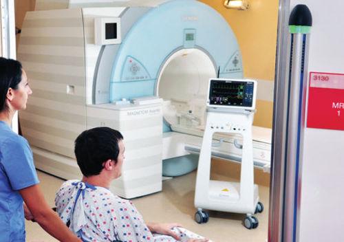détecteur de métaux pour IRM mural