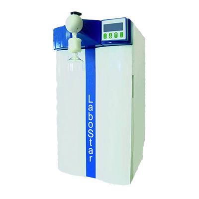 purificateur d'eau de laboratoire / pour production d'eau ultrapure