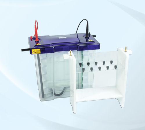 système d'électrophorèse capillaire / de paillasse