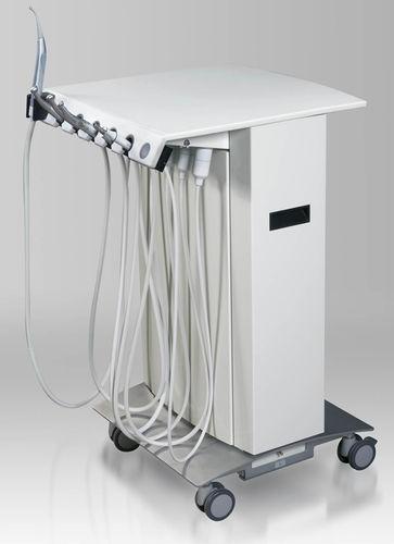 porte-instrument pour unité dentaire mobile - MEUNIER CARUS MEDICAL