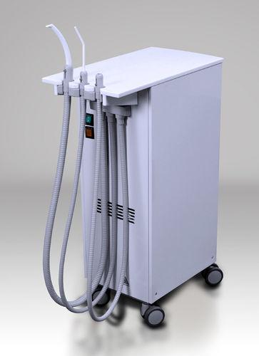 système d'aspiration pour unité dentaire - MEUNIER CARUS MEDICAL