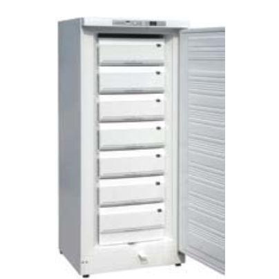 congélateur de laboratoire / de type armoire / 1 porte