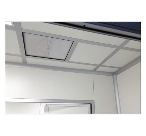 salle blanche / modulaire