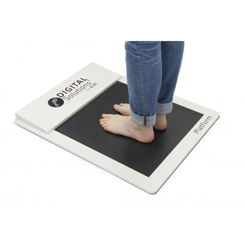 plateforme de baropodométrie portable