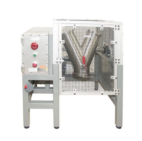 mixeur rotatif / industriel / en V / antidéflagrant