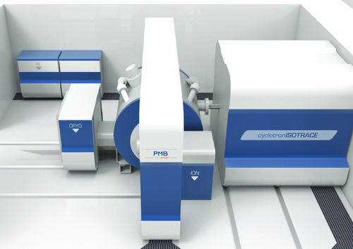 plateforme de synthèse de radiotraceurs - PMB