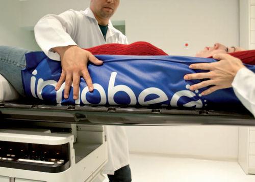 immobilisateur pour radiothérapie / corps entier