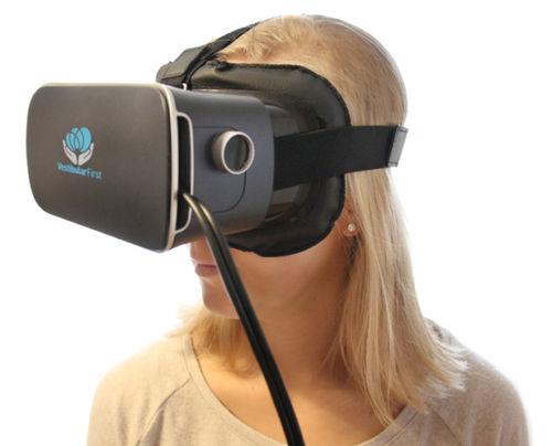 vidéonystagmoscope