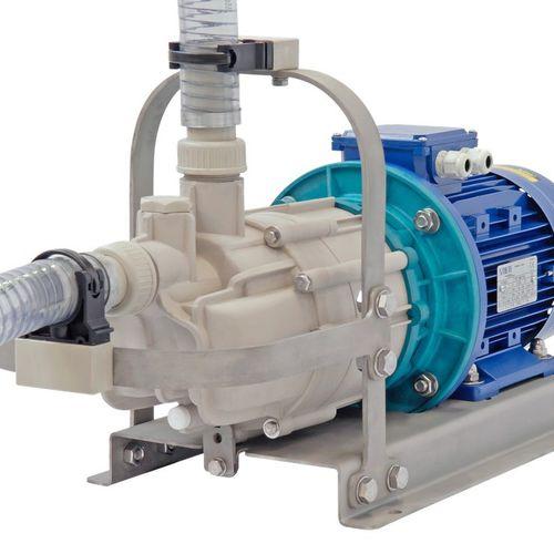 pompe pour liquides / électrique / centrifuge / compact