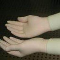 gants médical / de salle blanche / en latex / non poudré