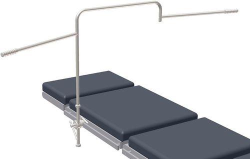 arc d'anesthésie de table d'opération / articulé