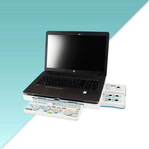 électromyographe 2 canaux / 4 canaux / 8 canaux / portable