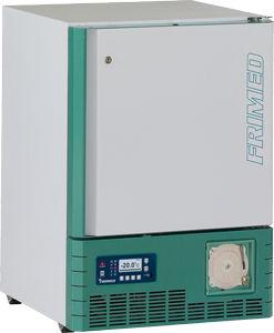 congélateur de laboratoire / encastrable / anticorrosion / 1 porte