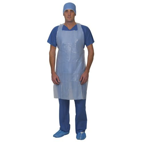 blouse chirurgicale / unisexe / à usage unique