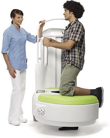 scanner CBCT / pour tomographie des articulations / 16 coupes / compacte