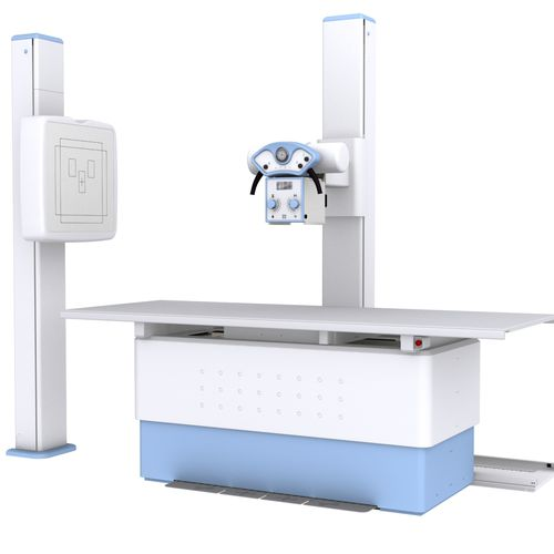 système de radiographie / analogique / numérique / pour radiographie polyvalente