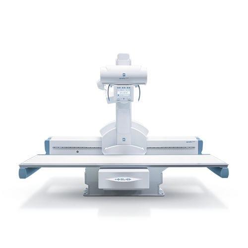 Système de radio-fluoroscopie / numérique / pour fluoroscopie diagnostique / pour radiographie polyvalente Apollo DRF Villa Sistemi Medicali