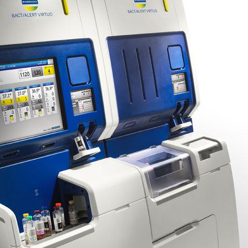 station de travail de laboratoire pour culture bactérienne / automatisée