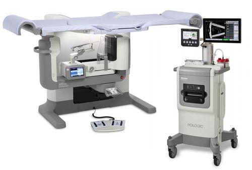 système de biopsie mammaire / guidé par radiographie