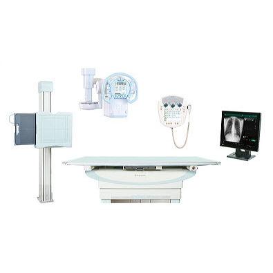 Système de radiographie / numérique / pour radiographie polyvalente / avec table RADspeed Pro EDGE  Shimadzu