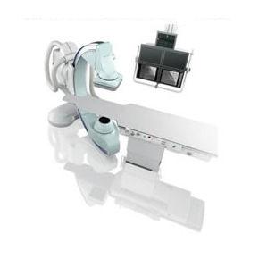 Système de fluoroscopie / numérique / pour fluoroscopie interventionelle / avec amplificateur de brillance fixé au sol BRANSIST alexa F12/C12 Shimadzu