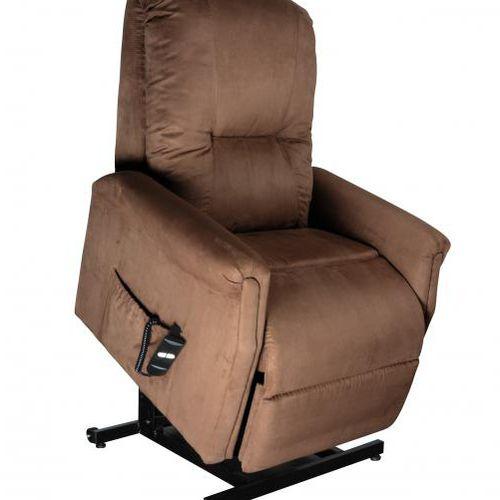 fauteuil releveur / inclinable / avec repose-jambes / électrique