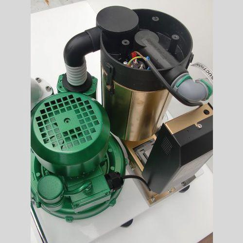 pompe à vide à rotor / dentaire / médicale / sèche