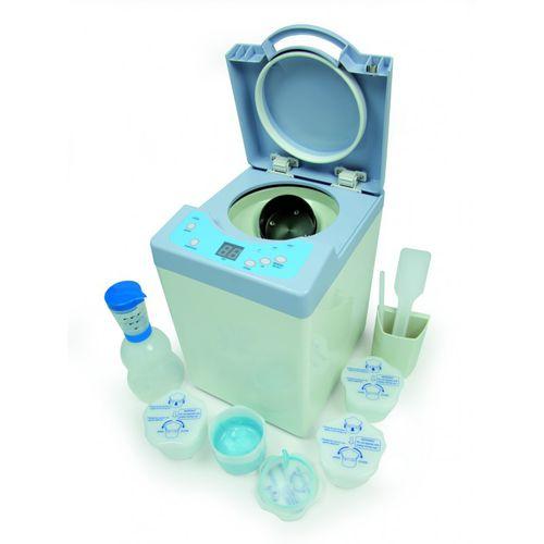 mélangeur de laboratoire dentaire / de paillasse / numérique / pour alginates