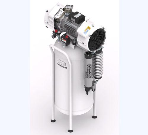 compresseur d'air médical / dentaire / de laboratoire / sans huile
