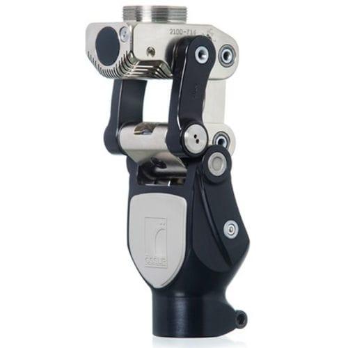 Prothèse externe de genou polycentrique / à contrôle de phase d'appui / hydraulique / à verrou manuel Total Knee® 2100 Össur