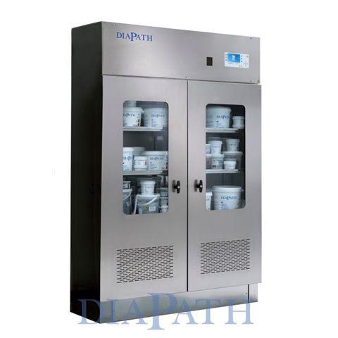 Armoire de stockage / pour produits chimiques / de laboratoire / avec étagère AI series Diapath