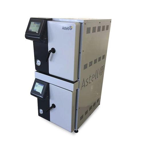 autoclave de laboratoire / de paillasse / compact / avec sécheur