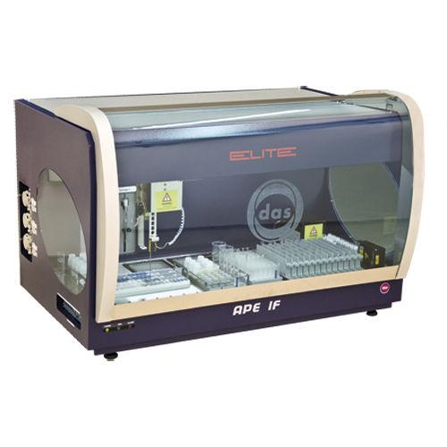 système de préparation d'échantillons pour test d'immunofluorescence - DAS srl