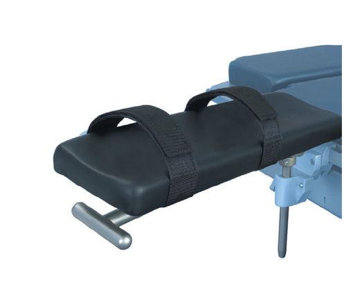 appui-bras / pour table d'opération / avec sangle / ajustable
