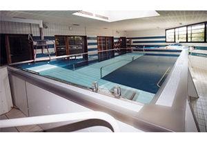 piscine de rééducation hors-sol
