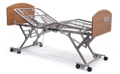 lit d'hôpital / médical / électrique / à hauteur réglable