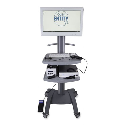 colonne d'endoscopie pour chirurgie ORL