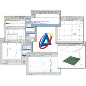 logiciel d'importation / de traitement / pour spectrométrie RMN