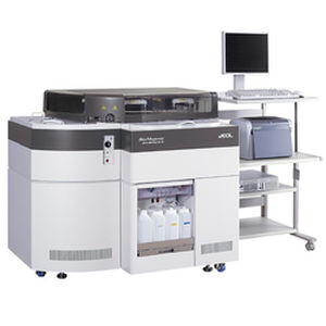 analyseur de biochimie automatique / humain / compact / avec ISE
