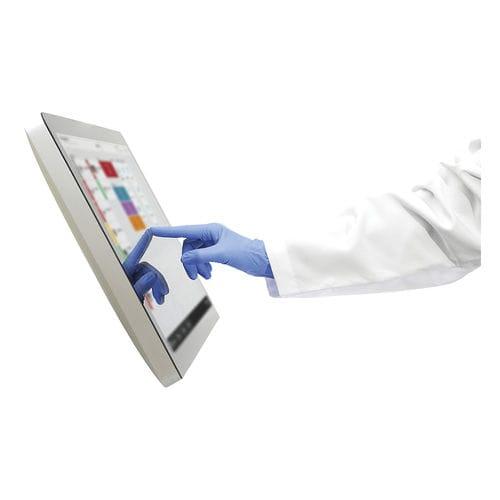 système de gestion de données / de stock / d'hématologie