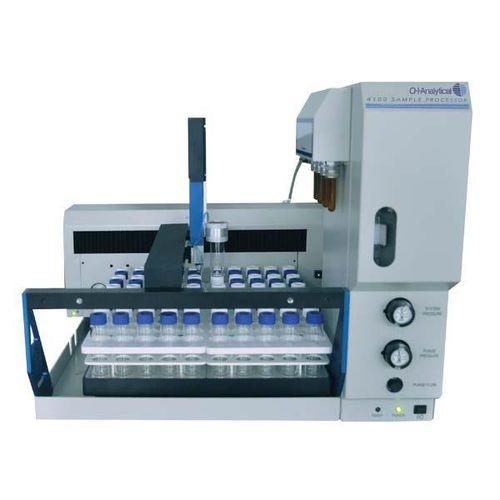 préparateur d'échantillons pour chromatographie / automatisé / de paillasse