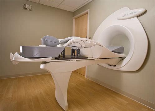 Système d'IRM / pour tomographie mammaire / haut champ / diamètre standard Aurora Imaging