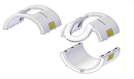 antenne IRM tête