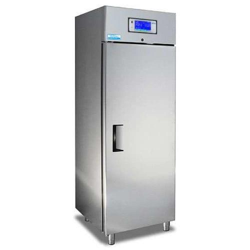 congélateur de laboratoire / de type armoire / à décongélation automatique / en inox